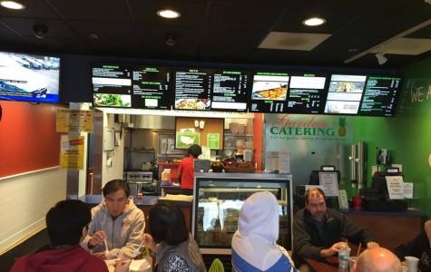 Garden Catering has a special place in local fast food