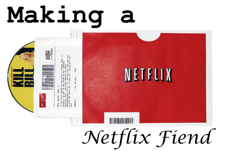 Making a Netflix Fiend