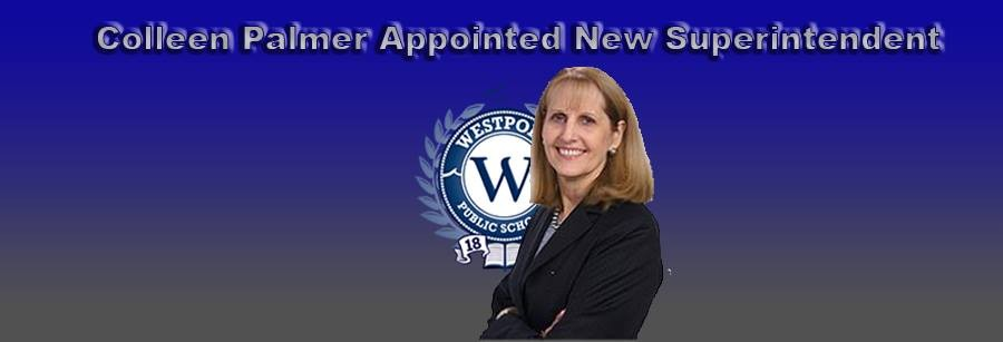Colleen Palmer appointed new Westport Superintendent