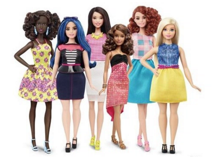 Many more Barbie girls enter the Barbie world