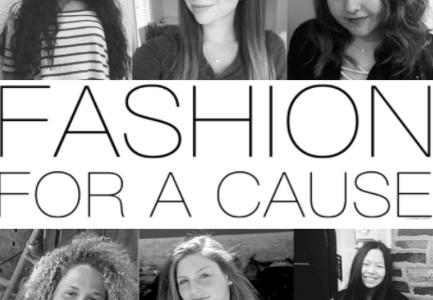 Fashion for a Cause club sews its way through Staples