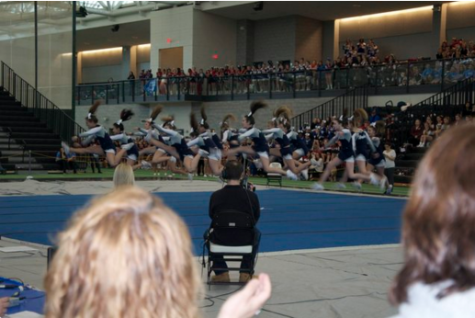 Cheer Competition 3/5/16: In Photos