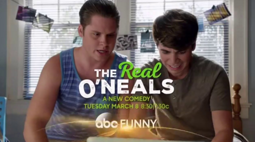 ABC  Introduces a New TV Comedy, The Real O'Neals