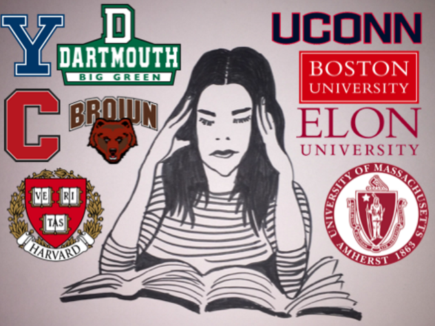 """In-between Ivies and """"bottom tier"""" schools – a senior shares the struggle of being deemed """"average"""""""