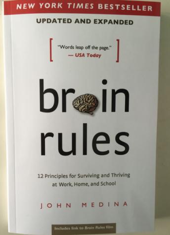 Brain Rules, a New York Times bestseller written by John Medina