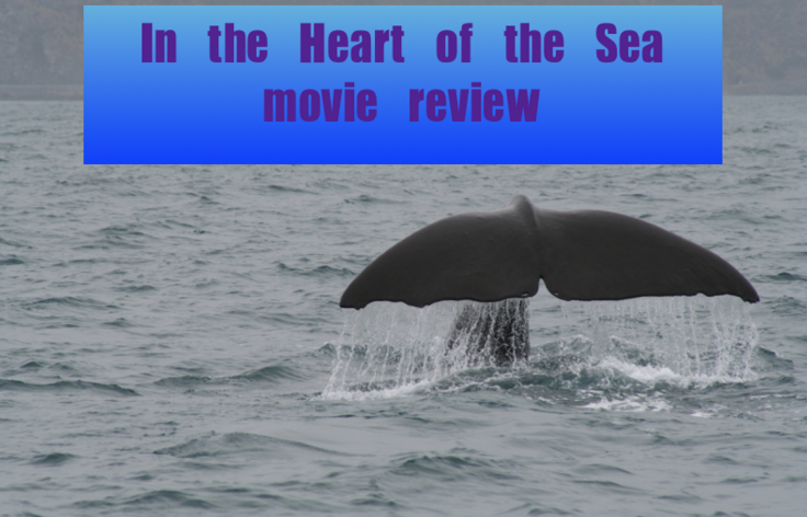 My heart lies with In the Heart of the Sea