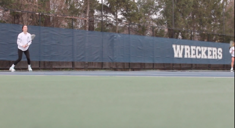 Staples Girls' Tennis Opener Vs. Trumbull