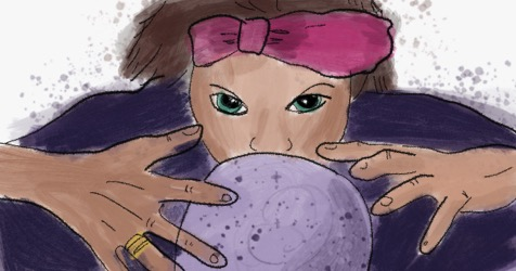 When in doubt, rely on intuition; My experience beyond the crystal ball