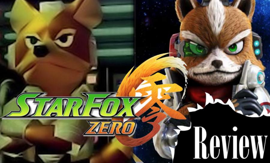 Starfox Review