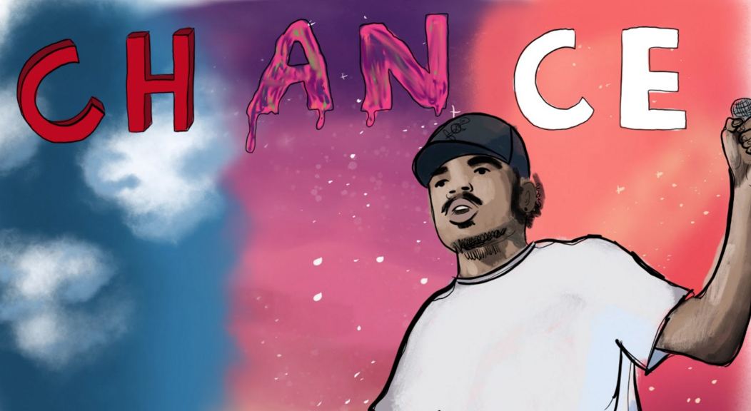 Chance The Rappers Coloring Book