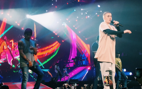 Justin Bieber's tours the world with a purpose