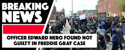 Officer Edward Nero found not guilty in Freddie Gray case
