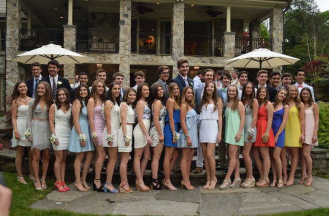 Prom: It's hard to believe that it's over, yet it means something exciting is ahead