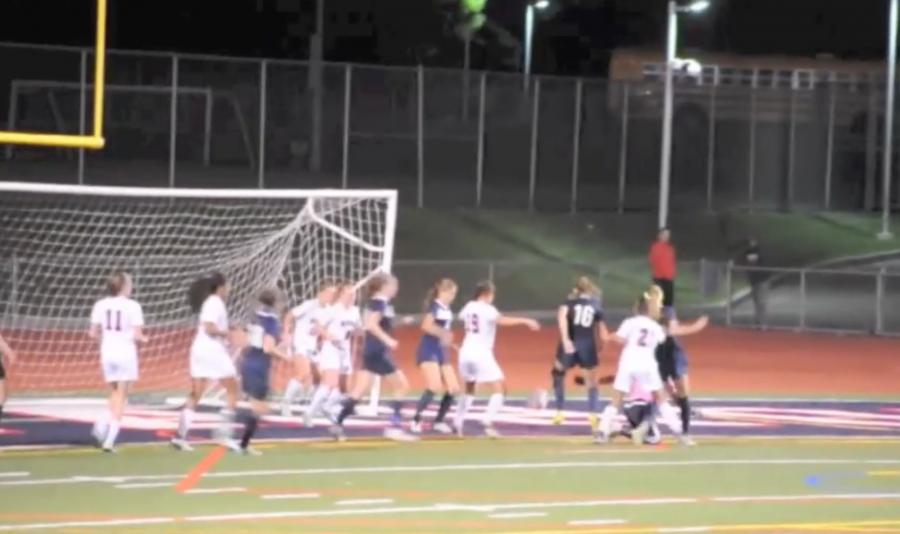 Girls' soccer defeats McMahon 3-0