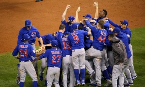 The lifted drought: Cubs defeat Indians 8-7 during World Series