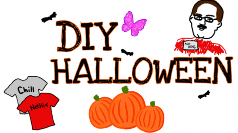 Don't Fear Halloween: 5 Last-Minute, DIY Costumes That Will Save Your Halloweekend