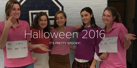 Halloween 2016: It's pretty spooky!