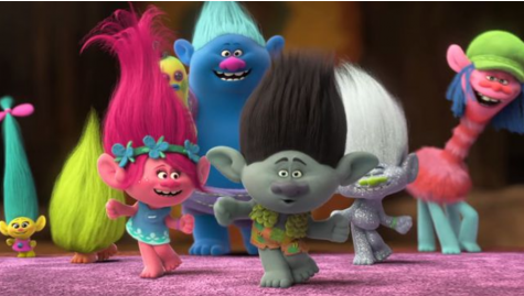 """Trolls"" Sings its Way into Moviegoers' Hearts"