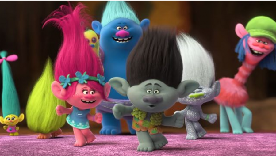 """Trolls"" Sings its Way into Moviegoers' Hearts"