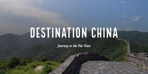 Destination China: Journey to the Far East