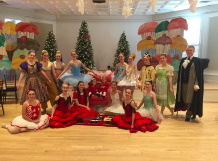 Westport Dance Academy leaps and twirls to provide holiday meals