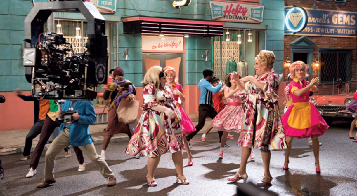 """NBC's most ambitious musical yet"" - Hairspray live debuts"