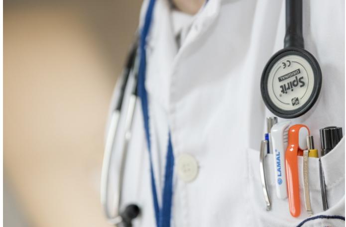 The Staples community welcomes new nurse, Kristen McGrath