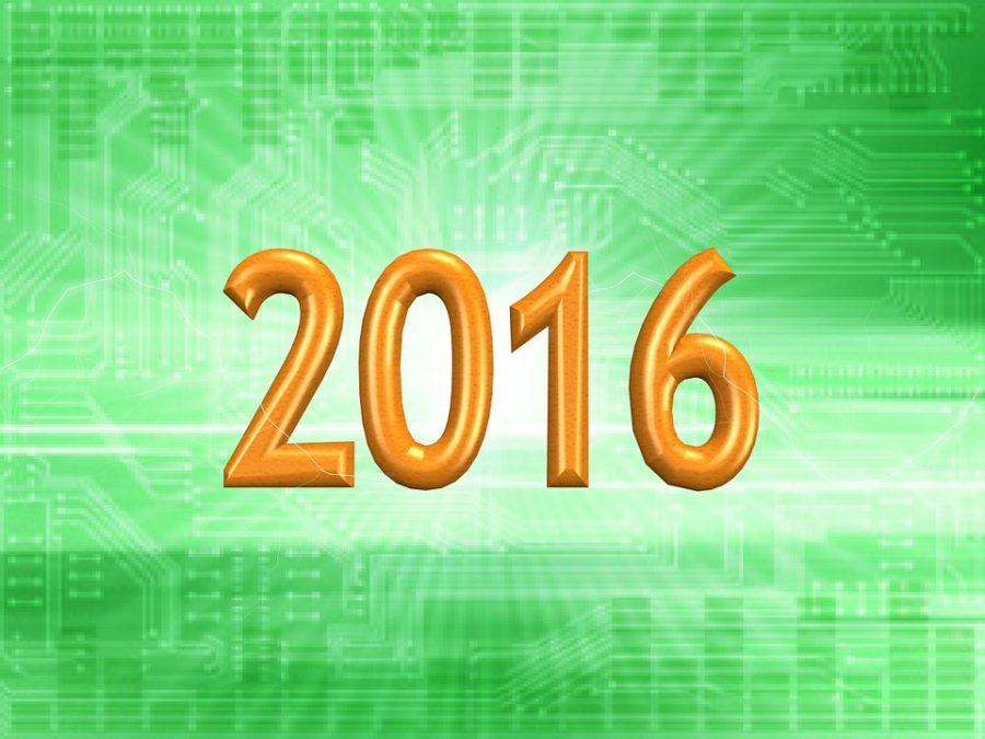 2016: A Recap