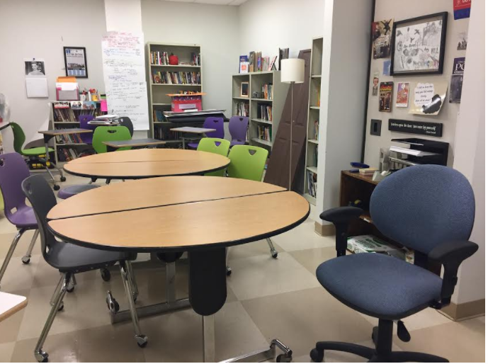 Undetected literacy lounge proves to be hidden gem
