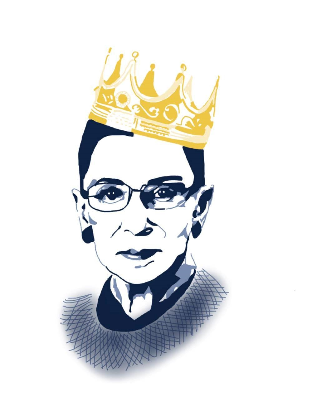 [Feb. 2017 Arts] Ruth Bader Ginsburg's autobiography reveals the mundane side of American politics