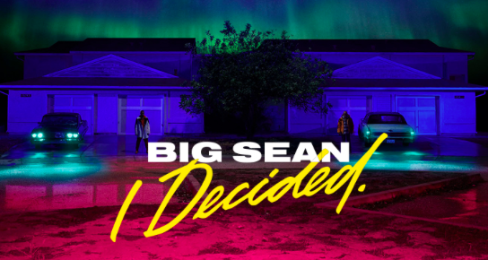 "Big Sean's new album, ""I Decided."", shows fans a new side of the rapper"