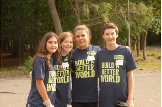 Builders Beyond Borders immerses students in new cultures