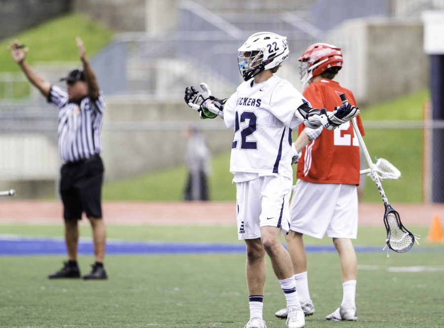 Featured Multimedia: Staples boys' lacrosse's Tanner Wood '17 on NSD