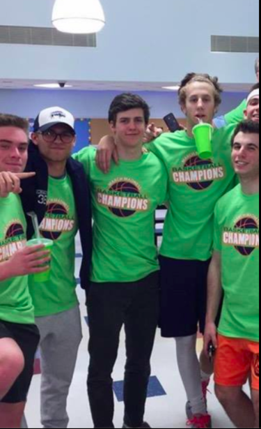 Team Mandell Conquers Rec March Madness in Dramatic Fashion