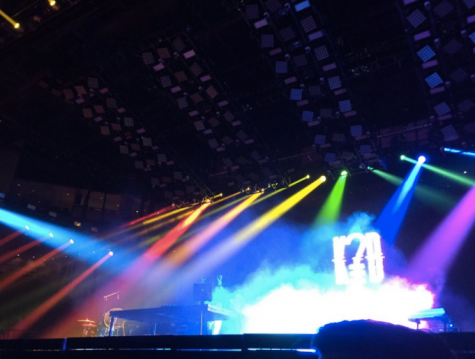 The Chainsmokers energize Webster Bank Arena