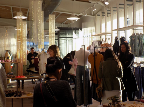 Free People's New Location Opening Success