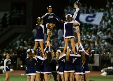 Two cheerleading coaches leave marking team's fourth coaching change in four years