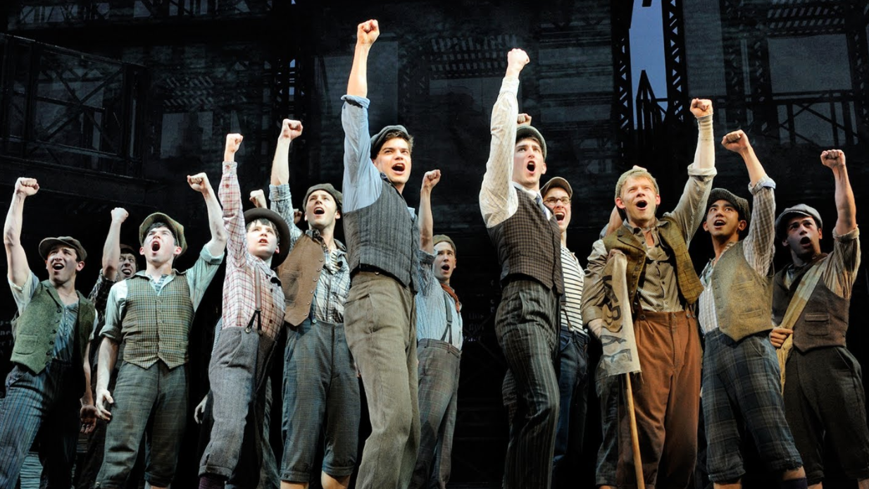 Hot Off the Press: Broadway Hit 'Newsies!' Selects Staples High School as Testing Ground for National High School Rollout