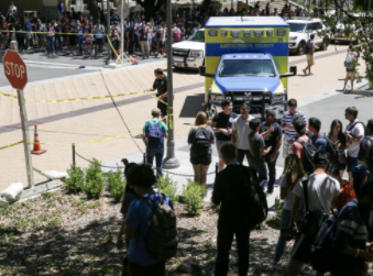 Tragedy hits the University of Texas at Austin Campus