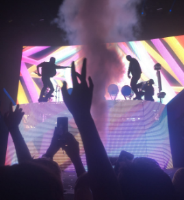 Galantis amazes audience at concert