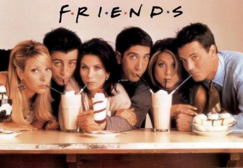 "Students ponder where the ""Friends"" cast is now"