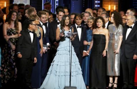 """""""Dear Evan Hansen"""" takes home the most awards at the 2017 Tony Awards"""