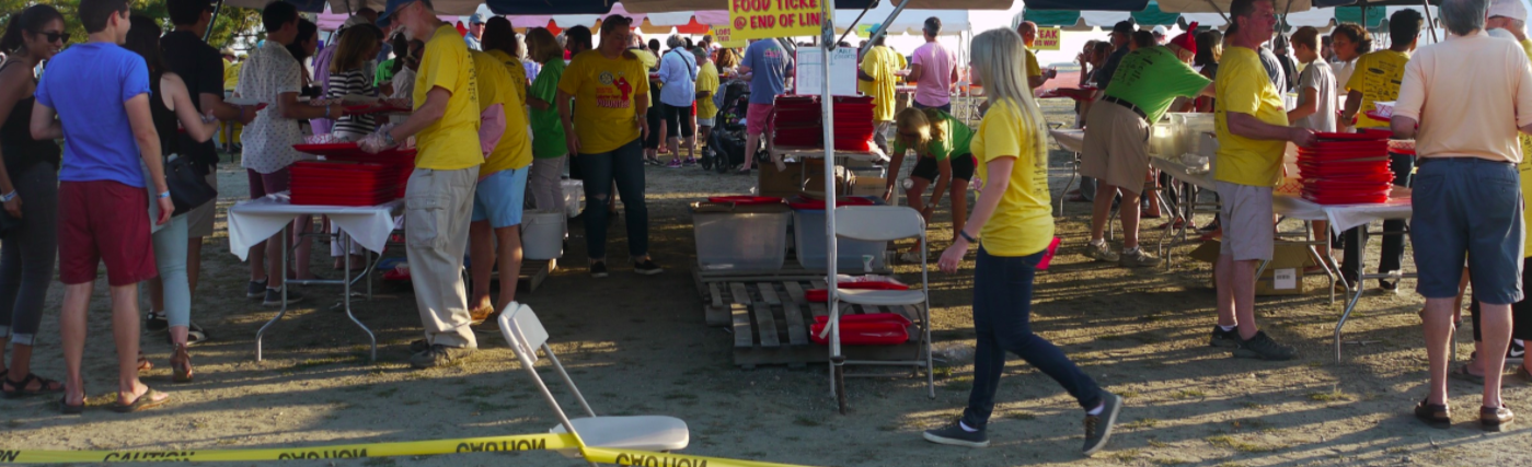Community breaks shells at sixth annual Westport Lobster Fest