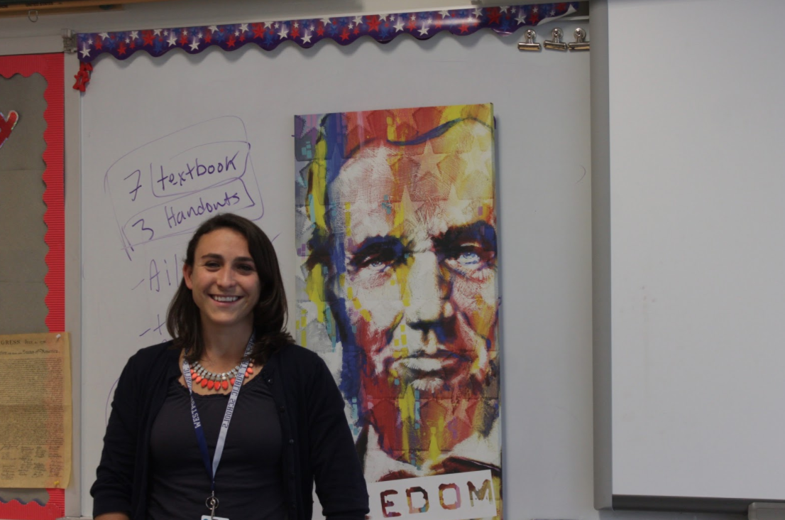 Teacher of the year reflects on accomplishment
