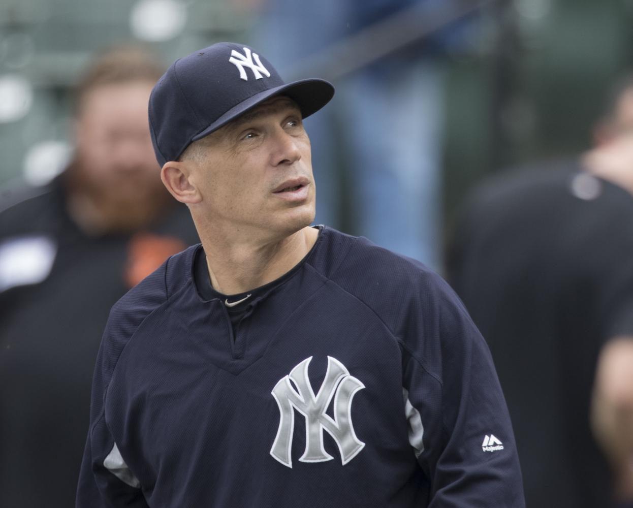 Yankees deny Girardi renewed contract