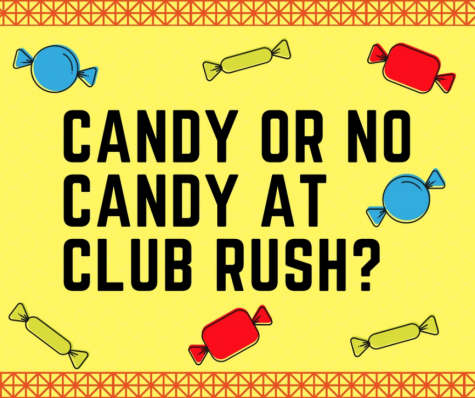 Club Rush: Is it Beneficial to Have Candy at your Station?