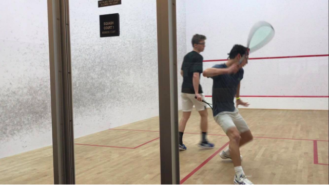 Staples Squash is ready to squash their opponents this upcoming season