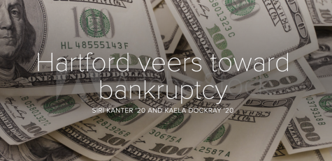 Hartford veers toward bankruptcy