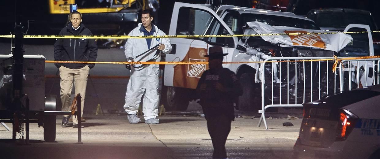 Terror Strikes NYC: Eight dead, 12 injured