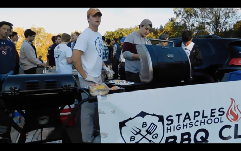 Staples BBQ club cooks up a storm